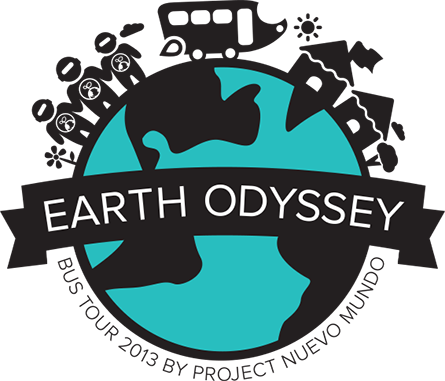earth odyssey logo 445 10 Steps To Get Ready for the Global EcoVillage Movement