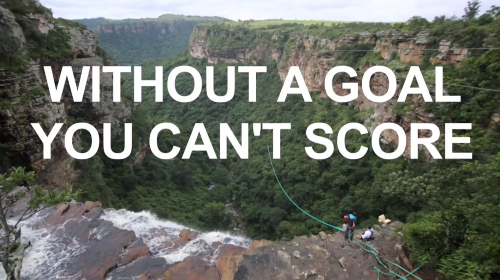 Without a goal