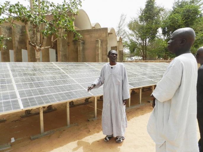 Solar Senegal Dakar Malika Ecovillage
