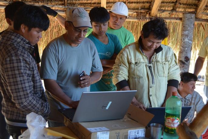Waurá of Ulupuene Xingu ACT Amazon Internet